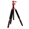 FEISOL CT-3441SB Reisestativ RAPID LIMITED RED